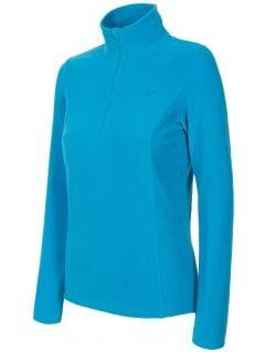 Dámské fleecové prádlo BIDP300 – tyrkysové