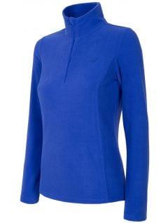 Dámské fleecové prádlo BIDP300 – kobaltové