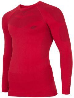 Pánské bezešvé prádlo (horní část) BIMB300G – červené
