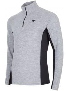 Pánské fleecové prádlo BIMP252 – šedé