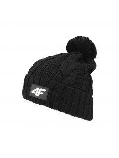 Dámská čepice CAD152 – černá