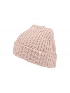 Dámská čepice CAD250 - světle růžová