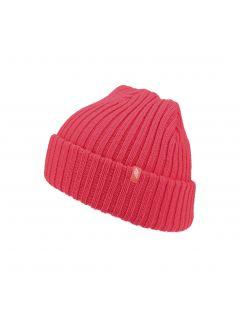 Dámská čepice CAD250 – lososová