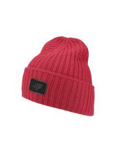 Dámská čepice CAD252 – červená