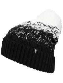 Dámská čepice CAD254 - černá