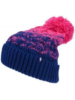 Dámská čepice CAD254 - světle růžová