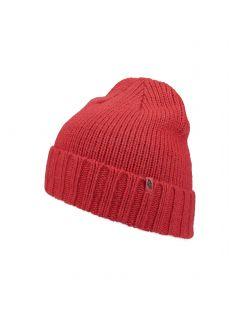 Pánská čepice CAM258 – červená