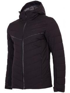 Pánská lyžařská bunda KUMN152R – černá