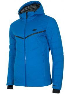 Pánská lyžařská bunda KUMN152R – kobaltová