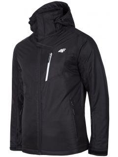Pánská lyžařská bunda KUMN253R - hluboce černá