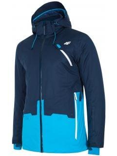 Pánská lyžařská bunda KUMN255 - tmavě modrá