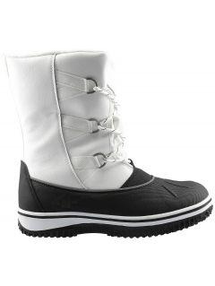 Dámské sněhové boty OBDH202 - bílé