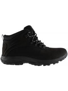 Pánské boty lifestyle OBMH201 – černé