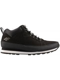 Pánské trekkingové boty OBMH202 – černé