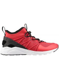Pánské boty lifstyle OBML203 – červené