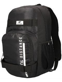 Městský batoh PCU202 - hluboký černý