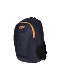 Městský batoh PCU220 - tmavě modrý allover