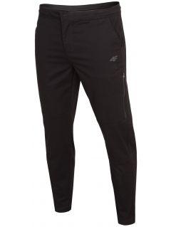 Pánské městské kalhoty SPMC204 - hluboce černé