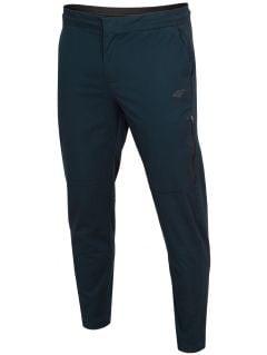 Pánské městské kalhoty SPMC204 - tmavě šedé