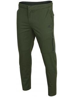 Pánské městské kalhoty SPMC204 – khaki