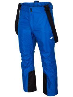 Pánské lyžařské kalhoty SPMN350 – kobaltové