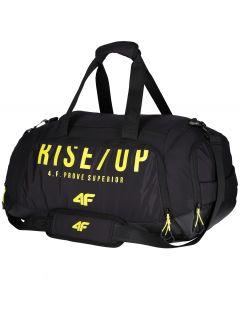 Sportovní taška TPU103 - hluboce černá