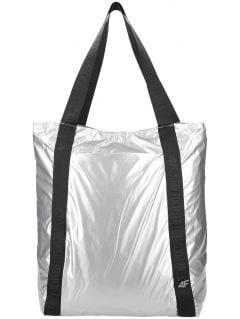 Dámská taška přes rameno TPU202 – stříbrná