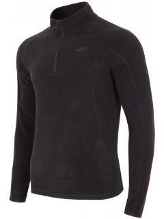 Pánské fleecové prádlo BIMP001 – černé