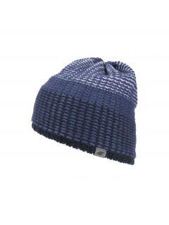 Pánská čepice CAM013 - tmavě modrá