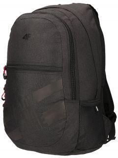 Městský batoh PCU004 - černý melír