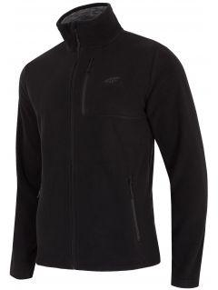 Pánský fleece PLM001 - hluboký černý