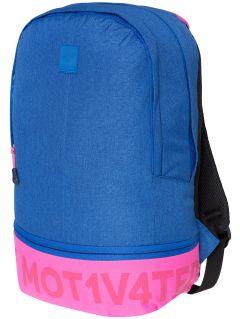 Městský batoh PCU002 - kobaltový melír