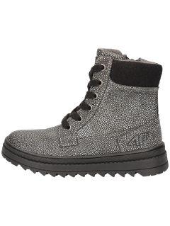 Podzimní boty pro starší děti (holky) JOBDA201 – šedé