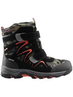Zimní boty pro starší děti (kluky) JOBMW403 – multibarevné