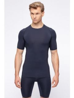 Pánské tričko baselayer 4FPro TSMF400 - tmavě modré