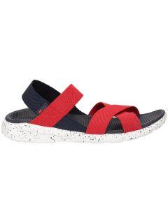Dámské sandály SAD201 - červená