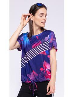 Dámské tréninkové tričko TSD270 - vícebarevná