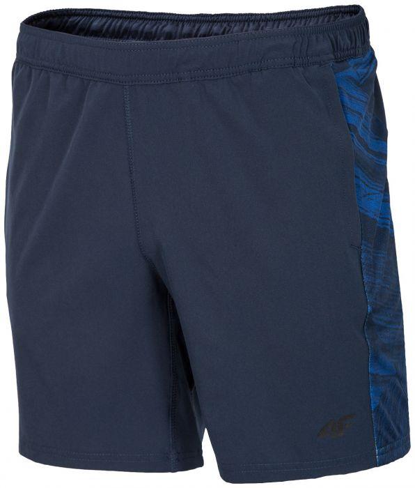 811dc190a27 Pánské sportovní kraťasy SKMF008 - tmavě modrá