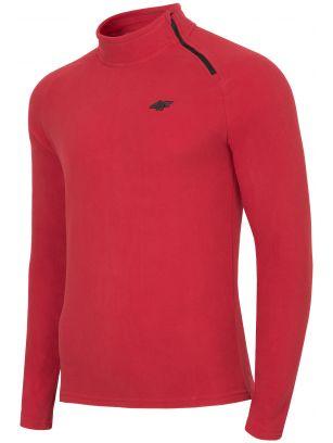 Pánské fleecové prádlo BIMP253 – červené
