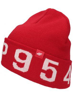 Dámská čepice CAD202 – červená