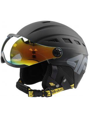 Pánská lyžařská helma KSM151 - hluboce černá