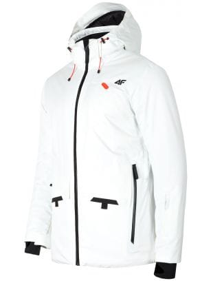 Pánská lyžařská bunda KUMN255 – bílá