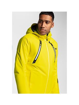 Pánská lyžařská bunda KUMN153 – žlutá
