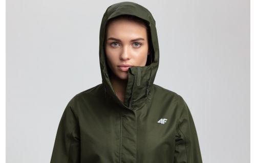 Dámská městská bunda KUD007 - khaki
