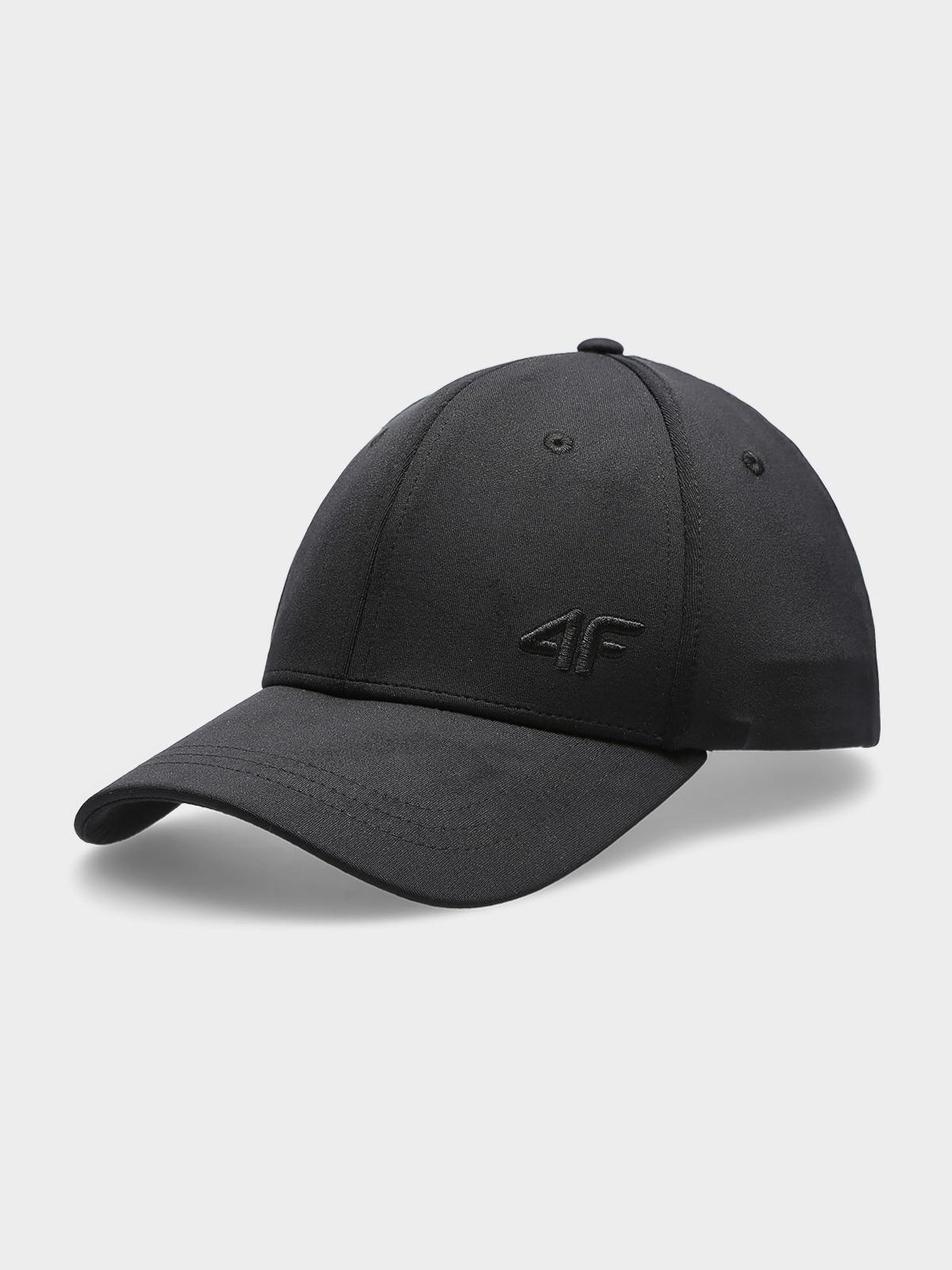 Pánská čepice s kšiltem -