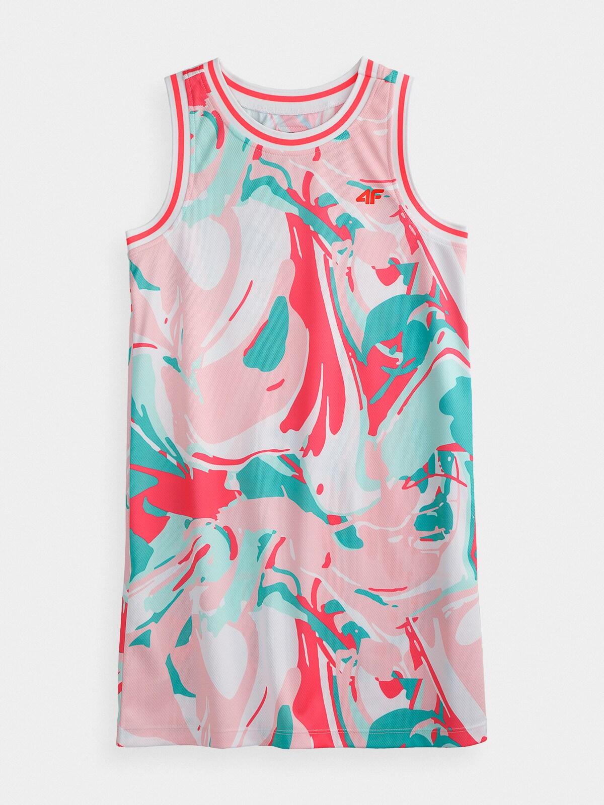 Dívčí sportovní šaty (122-164) -